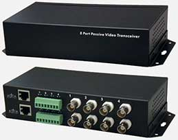 Passive Video Balun, Video Balun, 16 channel transceiver, UTP Balun
